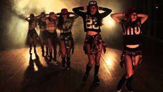 YONCE PARTITION Beyonce S D Crew Choreography KAY LIGHT THE CENTER