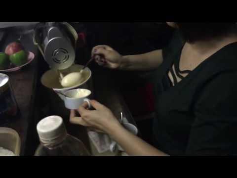 How to Make Egg Coffee...Hanoi, Vietnam