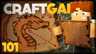 Em busca do DRAGÃO GIGANTE! - Craft Games 101