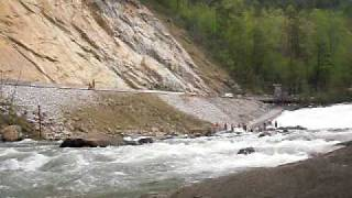 Ocoee River Rafting - Grumpy