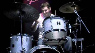 """Nicolas Viccaro et la Gretsch Renown Maple Jazz 18"""" + CCL érable"""