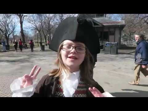 Boston Travel Day 1 Harvard Professor Interview Walking The Freedom Trail Day 1351 Actoutgames