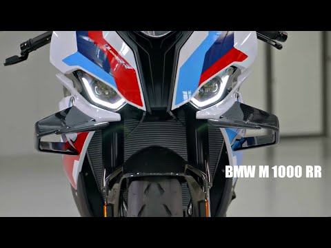 2021 BMW M 1000 RR - Detailed Look