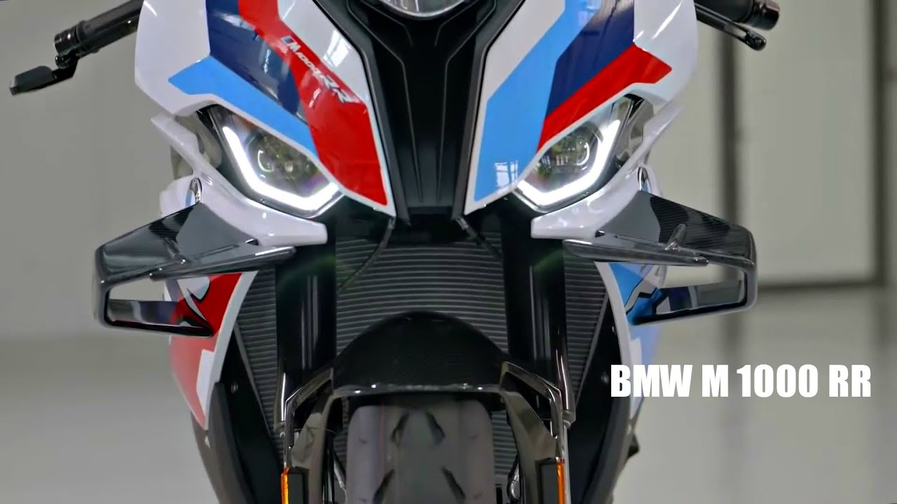 Download 2021 BMW M 1000 RR - Detailed Look