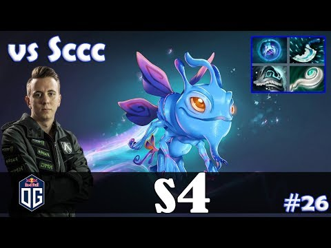 s4 - Puck MID | vs Sccc (Faceless Void) | 7.12 Update Patch | Dota 2 Pro MMR Gameplay #26