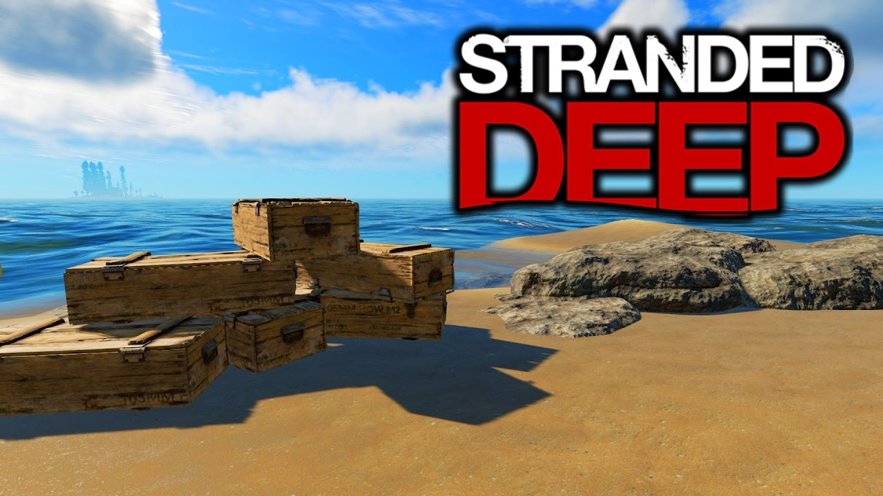 how to get lashing stranded deep