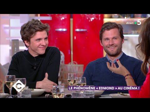 """Le phénomène """"Edmond"""" au cinéma ! - C à Vous - 08/01/2019"""