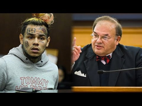 BREAKING: 6ix9ine Makes A Deal With The FEDS!!