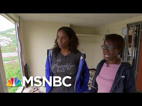Puerto Rico And U.S. Virgin Islands Struggle To Recover And Feeling Forgotten | AM Joy | MSNBC