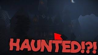 Is This Mansion HAUNTED!?! |