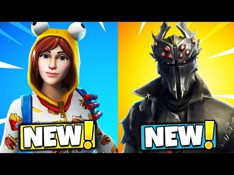 The New Skins Coming To Fortnite Battle Royale Ruslar Online