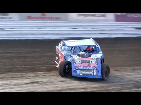 Open Wheel Modifieds ($3,000 to Win) - Volusia Speedway Park 7-3-16