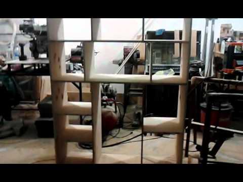 Como hacer un trastero modular de madera 1ra parte youtube - Como organizar un trastero ...