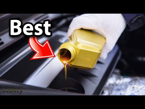 The Best Engine Oil for Your Car