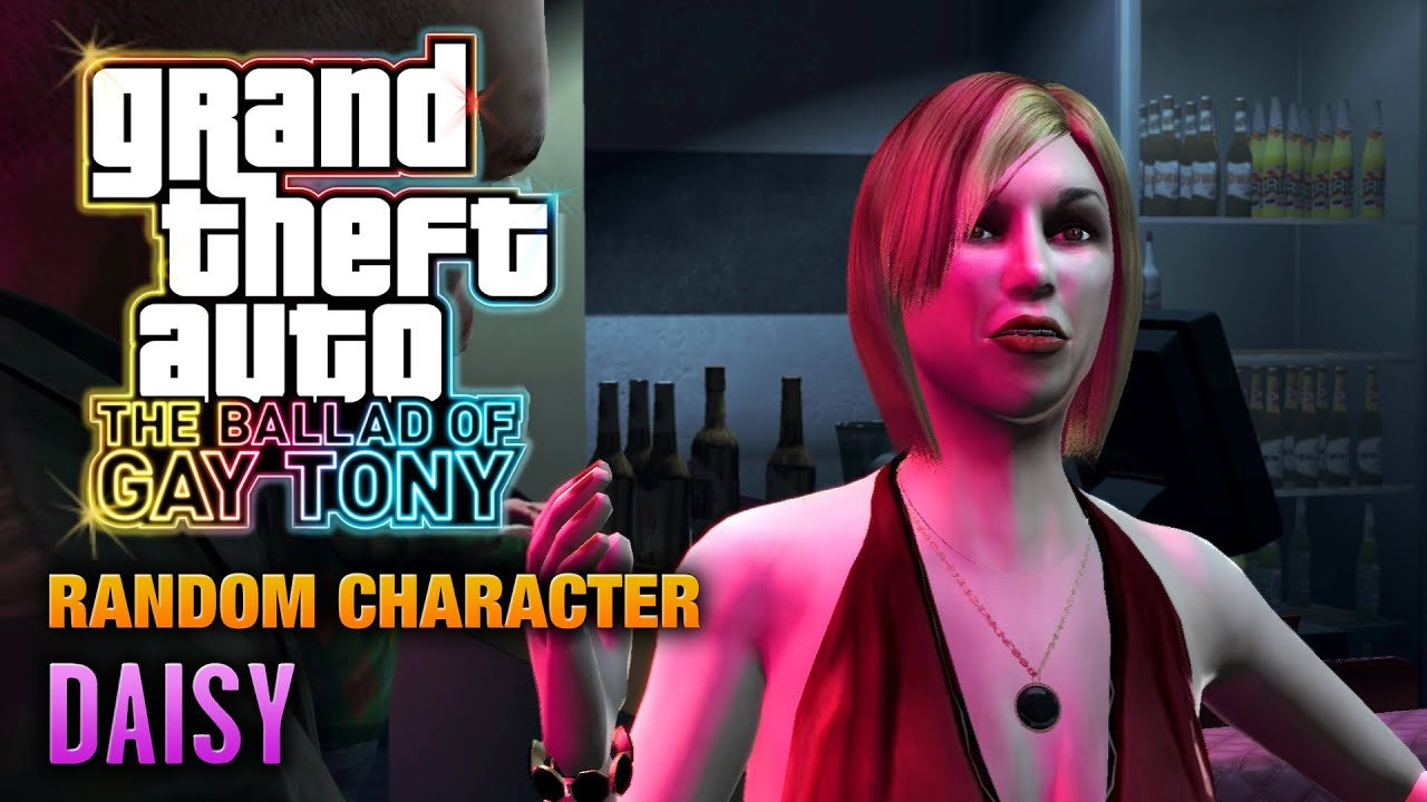 Gta 4 Ballad Of Gay Tony Female