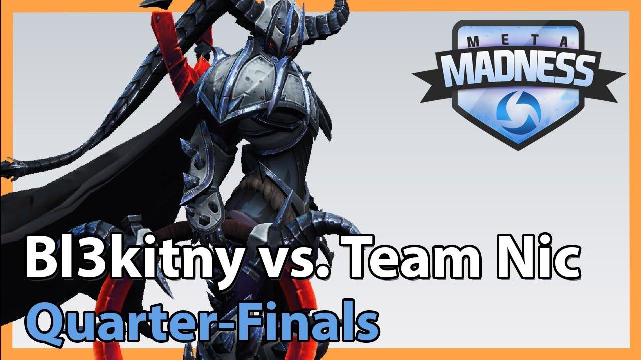 Bl3kitny vs. Nic - META Madness - Heroes of the Storm 2020