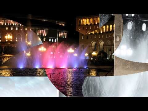 Ars & Mel's Productions - Fountains Of Yerevan [HD]