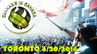 420 Toronto 2016