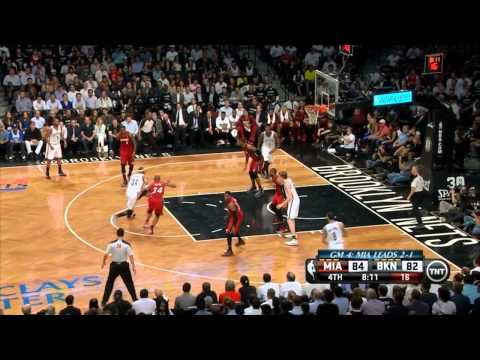 Heat vs Nets: Game 4 Highlights - LeBron's 49 Point Game