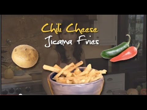 How to Make Raw/Vegan Chili Cheese Fries – Party Favorite | Diana Stobo