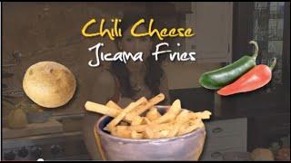 How To Make Raw/vegan Chili Cheese Fries - Party Favorite | Diana Stobo