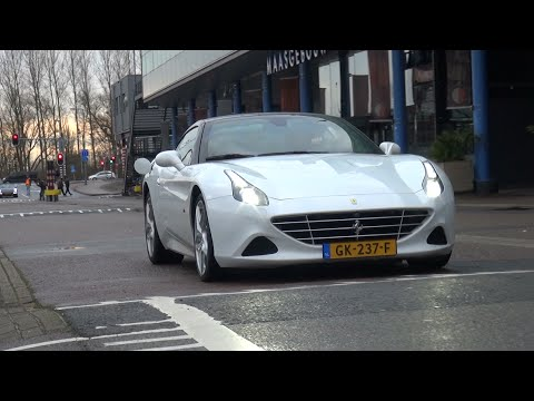 Ferrari California T - Exhaust SOUNDS! - YouTube