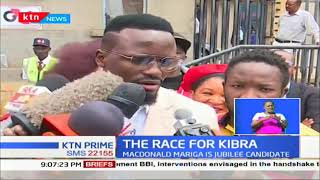 DP Ruto campaigns for Mariga for Kibra by-election
