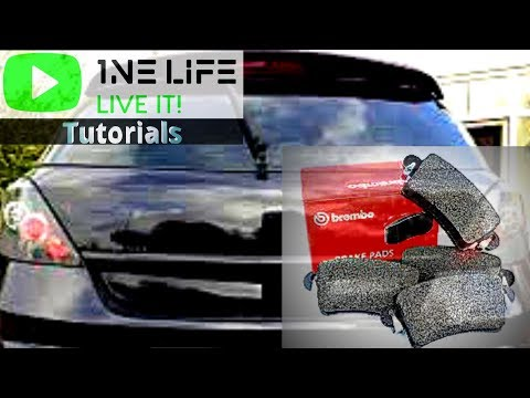 Vauxhall Opel Astra - How to Remove and Replace Rear Brake Pads