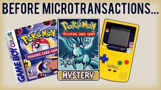 Pokemon TCG for GBC - A World Before Microtransactions...