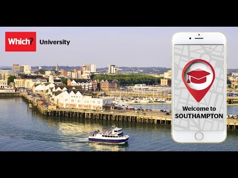 Study in Southampton | Which? University
