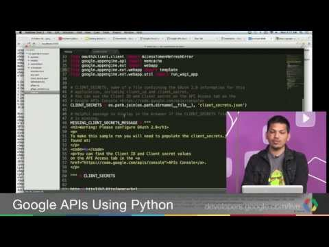 getting-started-with-google-apis-(python)