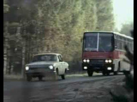 Водитель автобуса (1983) - car chase scene