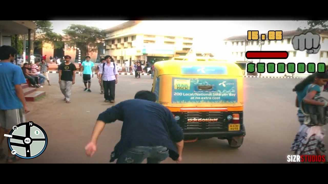 Manipal India  city images : Grand Theft Autorikshaw : Manipal, India YouTube