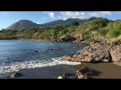 Caribbean Island of St. Kitts