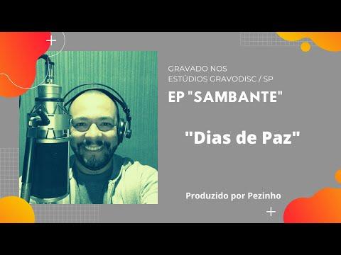 Sall - Dias de paz (Clipe Estúdio EP 2017)