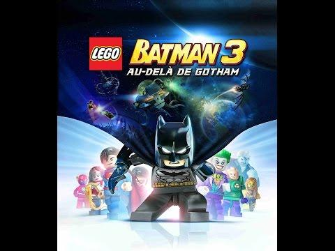LEGO Batman 3 en Coop Ep07 'Chapitre 7 : L'Europe s'y Oppose'.Fr