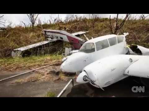 Hurricane-ravaged island desperate for help