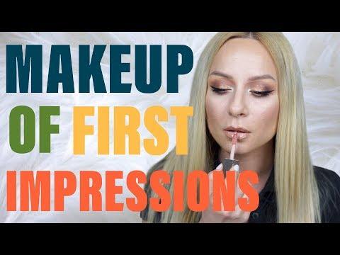 Μακιγιάζ Πρώτων Εντυπώσεων | Gina
