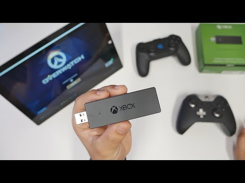 Wireless Adapter For Gaming On Windows -  Xbox Elite Controller