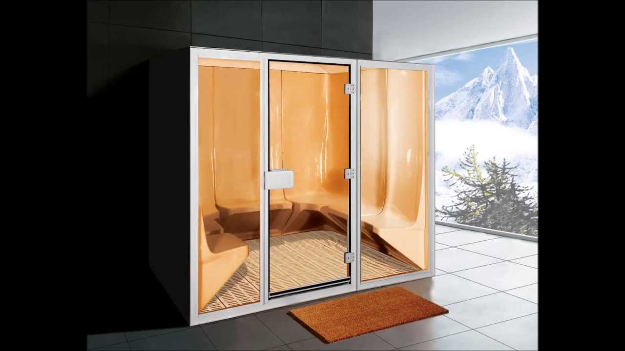 infinity relaxation sauna steam Jacuzzi USA now in UAE HD ساونا