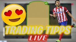 FIFA 20 TRADING TIPPS LIVE!!🤑🔥 EASY COINS MACHEN!! HOW TO MAKE COINS DEUTSCH - FIFA 20 LIVESTREAM