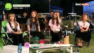 150702 Picnic Live - MAMAMOO 피크닉 라이브 소풍 - 마마무