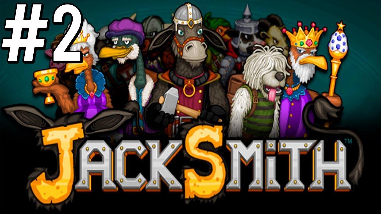 ROZGRZANY NÓŻ I CTSG! - Jacksmith #2 - YouTube
