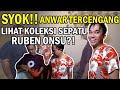 The Onsu Family - Ruben Onsu kasih REWARD Koleksi sepatu ke KEMBARANNYA?!