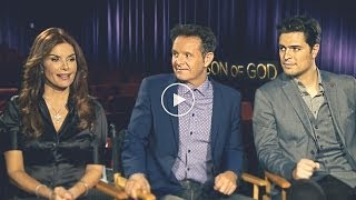 SON OF GOD Interview