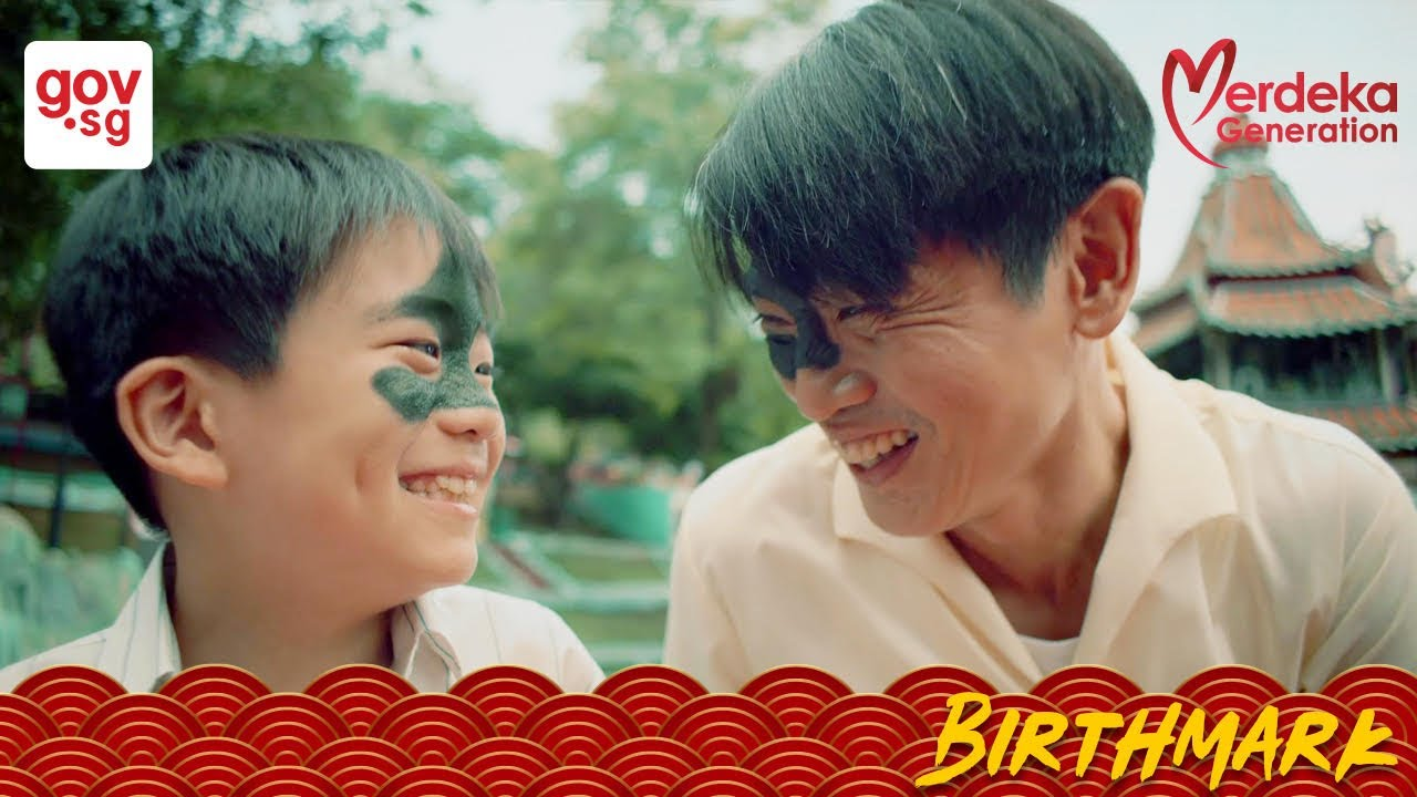 Birthmark. A Chinese New Year Short Film
