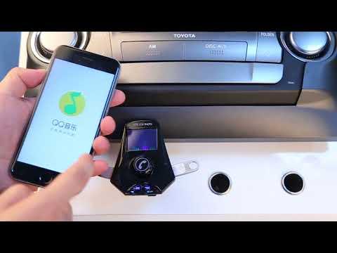GXYKIT M7S Bluetooth MP3 Transmitter M7 handsfree car kit G7 Car audio Transmitter wireless Charger