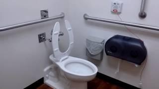 Hospital Public Restroom