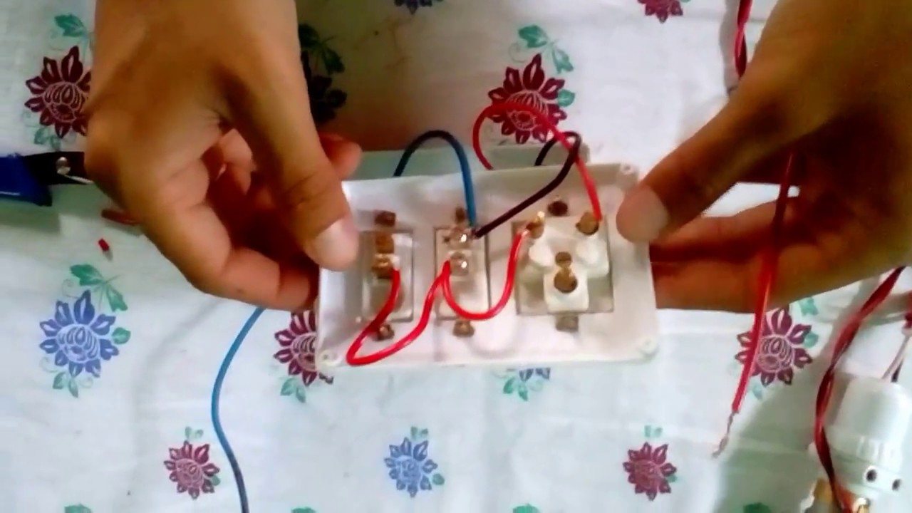 Wiring Nail Board How Is Series Done