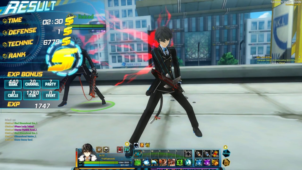Closers Gameplay